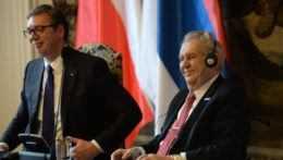 Zeman sa ospravedlnil srbskému prezidentovi za bombardovanie niekdajšej Juhoslávie