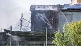 Hasičom sa podarilo uhasiť požiar v Podunajských Biskupiciach