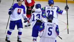 Slovensko hokej MS 2021