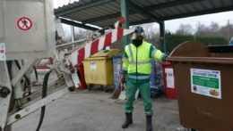 Separovanie odpadu v Martine
