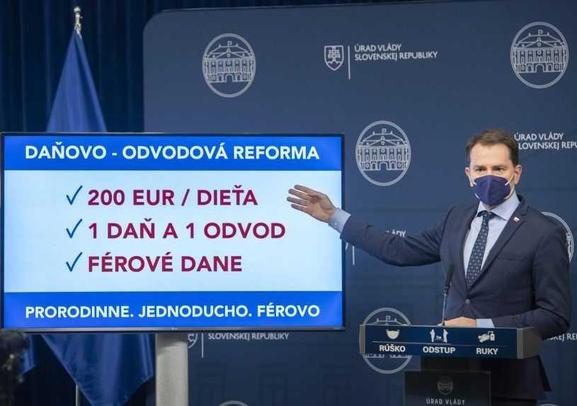 Matovič poprel zvýšenie DPH na 25%. Pre reformu chce hľadať podporu aj v opozícii