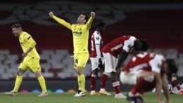 Druhé anglické finále nebude. Plány Arsenalu prekazil Villarreal