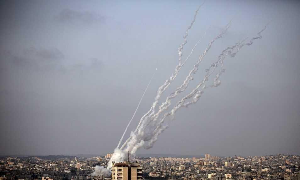 Hamas zaútočil na Jeruzalem, dôvodom sú nepokoje na Chrámovej hore