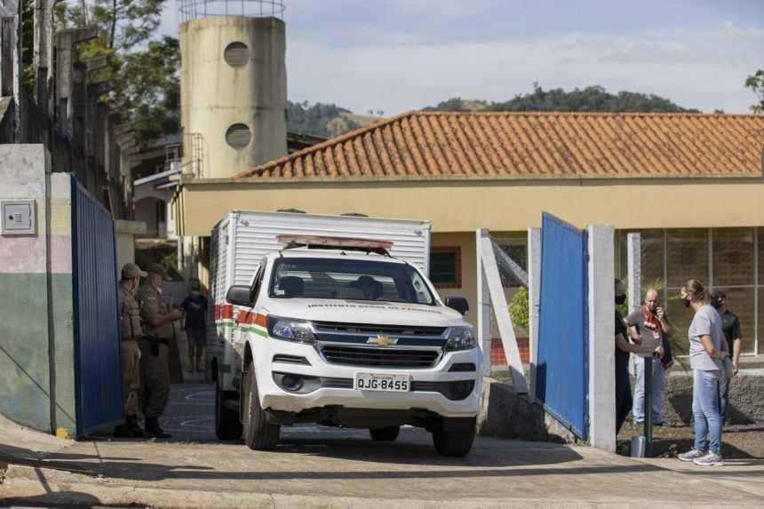 Útočník zabil v jasliach v Brazílii päť ľudí, z toho tri deti