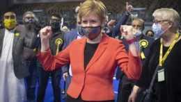 Stúpenci nezávislosti Škótska získali väčšinu v parlamente