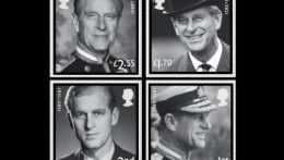 Na počesť zosnulého princa Philipa vydajú pamätné poštové známky