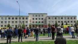 V ruskej škole sa strieľalo, hlásia viacero mŕtvych vrátane detí