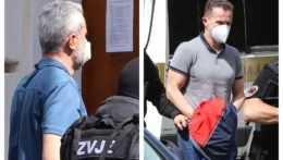Bývalý riaditeľ NAKA Hraško a exšéf finančnej spravodajskej jednotky zostávajú vo väzbe