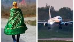Hamas odmietol zodpovednosť za pristátie lietadla v Minsku