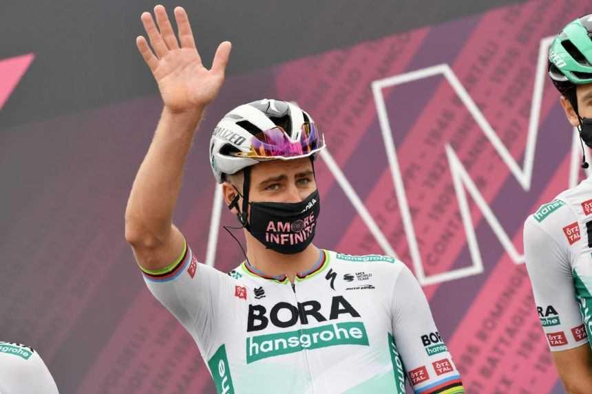 Sagan obsadil v nedeľu piate miesto, záverečný špurt mal nečakaného víťaza