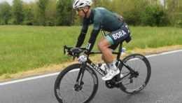 Sagan prišiel do cieľa tretej etapy Gira d'Italia na tretej pozícii