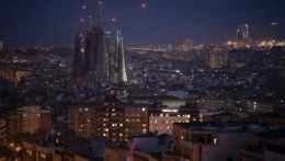 Po viac ako polročnej pauze otvoria symbol Barcelony: Baziliku Sagrada Família