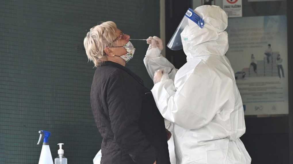 Pribudlo 19 obetí, PCR testy odhalili viac ako 1 800 pozitívnych