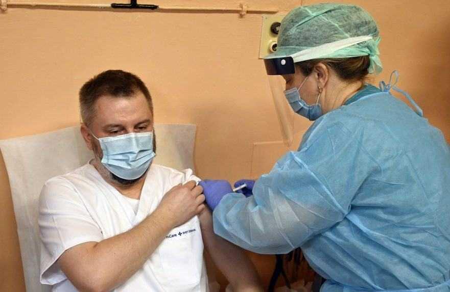 Košický kraj plánuje očkovať Sputnikom v Michalovciach