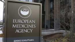 sídlo Európskej liekovej agentúry (EMA) v Amsterdame.