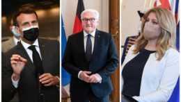 Prezidenti krajín Európy vyzývajú na diskusiu o jej budúcnosti