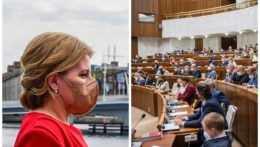 Námietka prezidentky neprešla. Poslanci schválili zákon o ochrane hospodárskej súťaže
