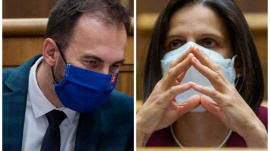 Poslanci OĽANO nevidia dôvod iniciovať odvolanie Kolíkovej. Šipoš: Každý hlasoval slobodne