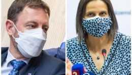 Kolíková: Cítim podporu vlády a premiéra Hegera