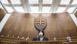 Poslanci v parlamente odmietli správu o činnosti ombudsmanky za rok 2020