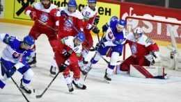 MS v hokeji: Slovákom nevyšlo derby. S Čechmi prehrali vysoko 3:7