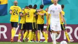 ME vo futbale: Slovensko podľahlo Švédsku 0:1, zápas rozhodla penalta