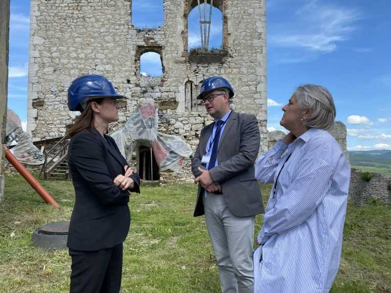 Na obnovu Spišského hradu pôjde zo štátneho rozpočtu 4,8 milióna eur