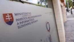 Ministerstvo investícií, regionálneho rozvoja a informatizácie SR