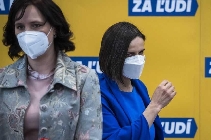 V strane Za ľudí pokračuje spor o miesto na koaličnej rade