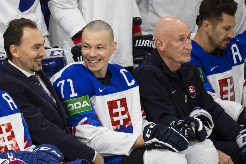 Šatan je na slovenský tím hrdý. V auguste čaká reprezentáciu ďalší vrchol
