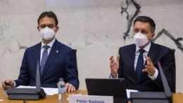 Kažimír: Oživenie pokračuje, slovenská ekonomika vzrastie o 4,5 %