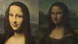 Zaujme netradičným príbehom. Kópia slávnej Mona Lisy je na predaj