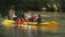 Na dolnom Zemplíne začínajú splavovať rieku Ondava