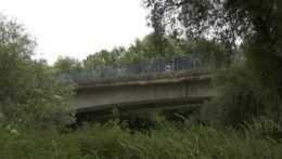 Most pri Sirníku uzavreli. Má poškodené nosníky a hrozí jeho pád