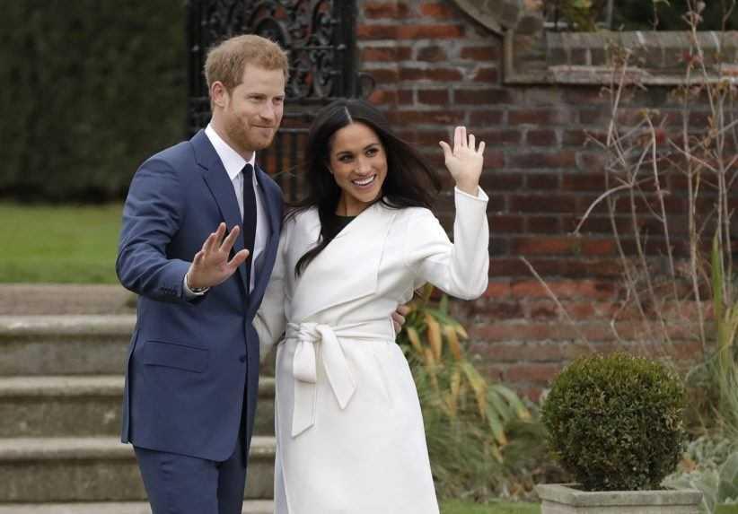 Princ Harry s manželkou Meghan oznámili narodenie svojej prvej dcéry