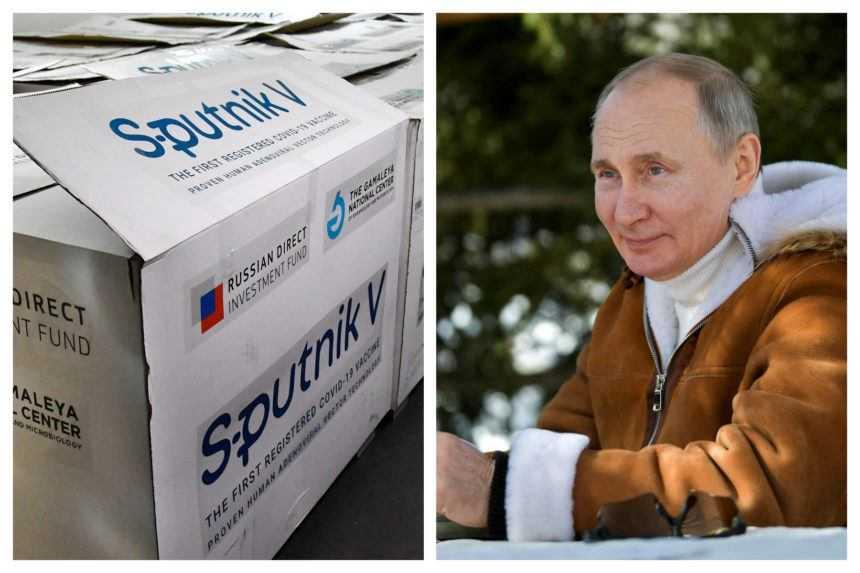 Očkovanie cudzincov v Rusku? Putin prišiel s plánom – Správy RTVS