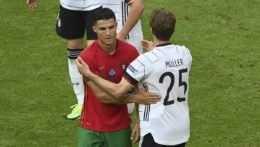 Cristiano Ronaldo-Thomas Müller