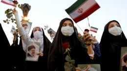 Irán-voľby