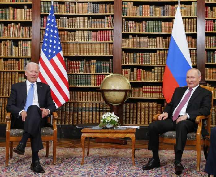 Rokovanie Bidena a Putina sa skončilo. Bolo konštruktívne, mieni ruský prezident