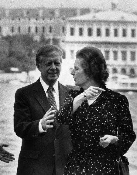 Jimmy-Carter-Margaret-Tatcherová-1980-samit-G7