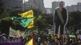 Brazília-protesty-Bolsonaro