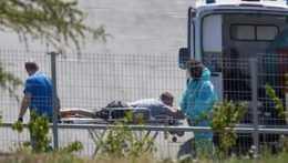 Rusko hlási najvyšší počet úmrtí v súvislosti s covidom od vypuknutia pandémie