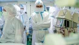 Rusko-koronavírus-pacient