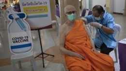 očkovanie proti covidu v Thajsku
