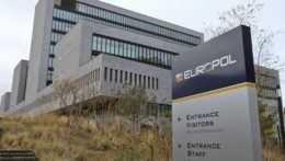 ídlo európskeho policajného úradu Europol v Haagu.