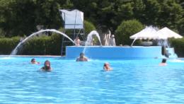 Otvorenie letných kúpalísk