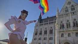 Protesty LGBT v Maďarsku
