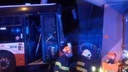 Nehoda MHD si v Brne  vyžiadala 11 zranených, z toho troch vážne