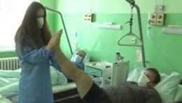 pacient-cvičenie