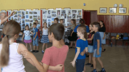 Deti v letnom tábore